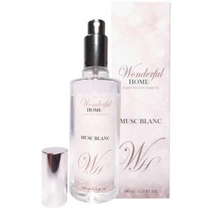 Parfum d'intérieur Musc Blanc 100 ml